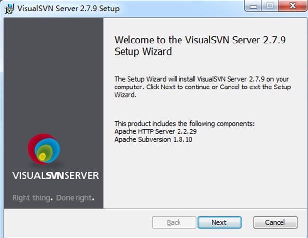 SVN服务器搭建和使用教程