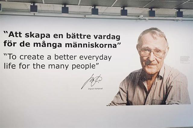IKEA创始人去世了,关于他的这 9 个「伟大」你需要知道