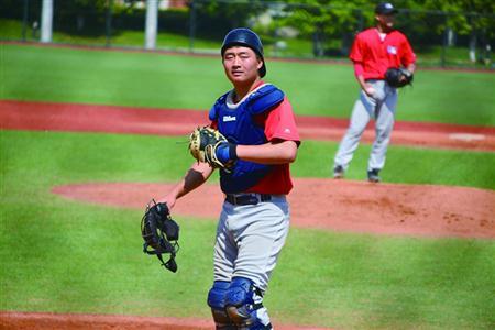 王洋签约美职 为中国棒球事业添砖加瓦
