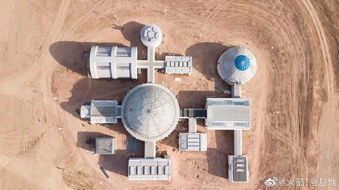 """金昌""""火星1号基地""""开营,探秘真实地外生存"""