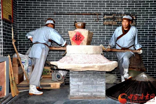 凉州醋文化博物馆:传统产业携手文化旅游